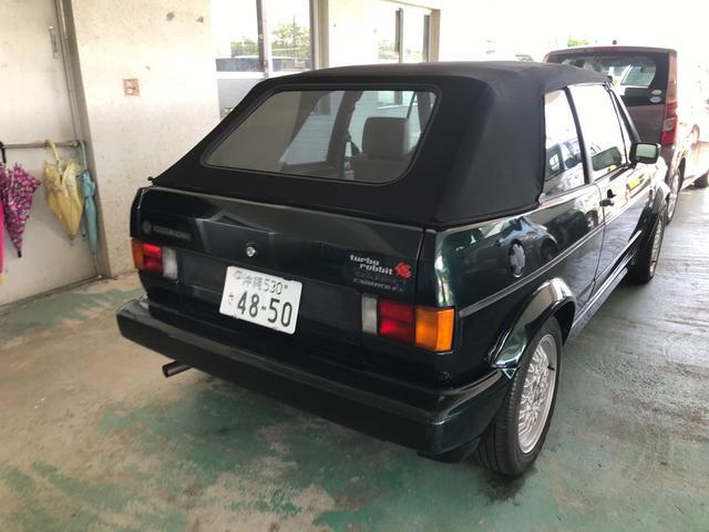 「フォルクスワーゲン」「ゴルフカブリオレ」「オープンカー」「沖縄県」の中古車11