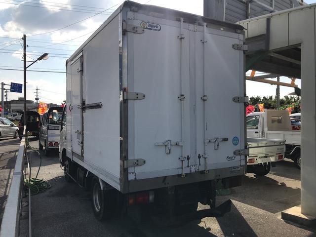 冷凍冷蔵車 5速MT バックカメラ(9枚目)