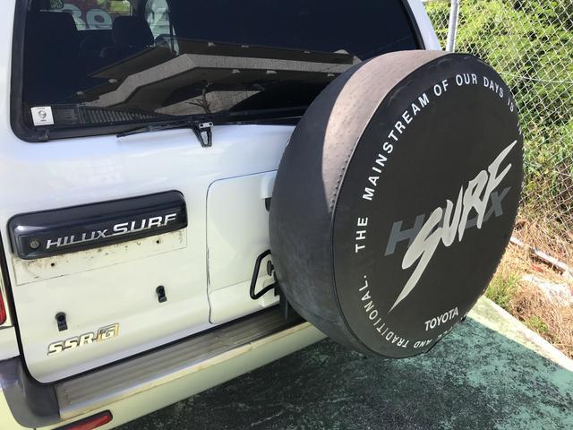 「トヨタ」「ハイラックスサーフ」「SUV・クロカン」「沖縄県」の中古車9