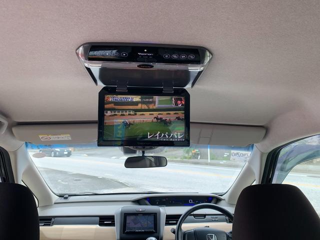G・ホンダセンシング 社外DVDナビ Bluetooth対応 TVワンセグ対応 バックカメラ 7人乗り スマートキー2つ アダプディプクルーズコントロール ETC 両側パワースライドドア HV純正アルミ ホンダセンシング(12枚目)