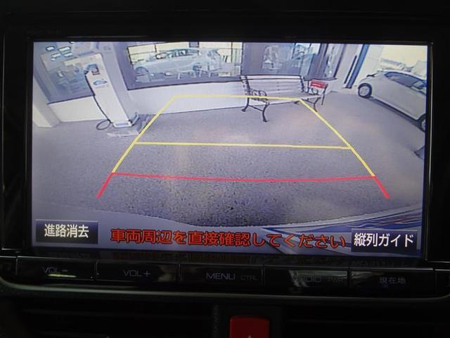 バックモニター  駐車も楽々〜?