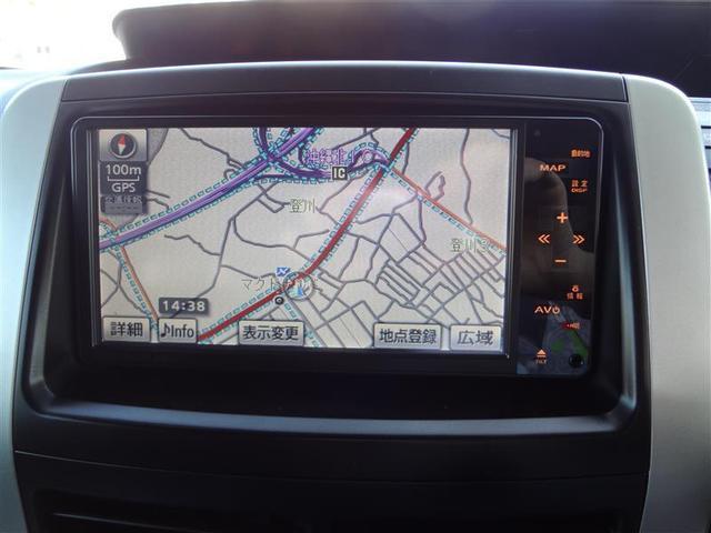 ZS ワンセグ DVDナビ バックカメラ ETC 電動スライドドア HIDヘッドライト ウオークスルー 乗車定員8人 3列シート 記録簿(10枚目)