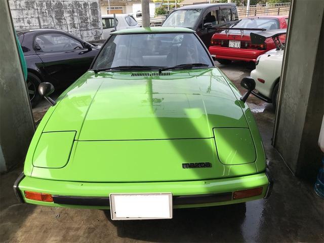 「マツダ」「サバンナRX-7」「オープンカー」「沖縄県」の中古車2