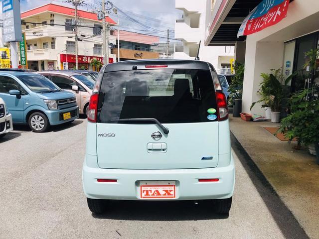 「日産」「モコ」「コンパクトカー」「沖縄県」の中古車4