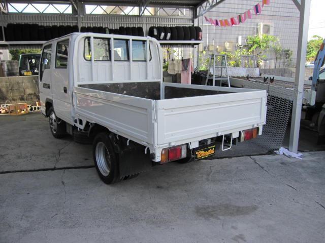 日産 アトラストラック WキャブDX 2トン積み