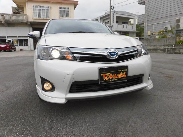 「トヨタ」「カローラフィールダー」「ステーションワゴン」「沖縄県」の中古車6
