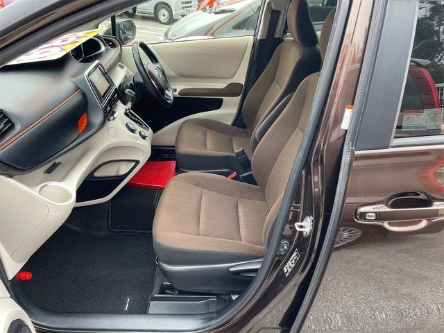ハイブリッドG トヨタセーフティセンス 両側パワースライドドア SDナビ・フルセグTV・DVD・Bluetooth・バックカメラ(10枚目)