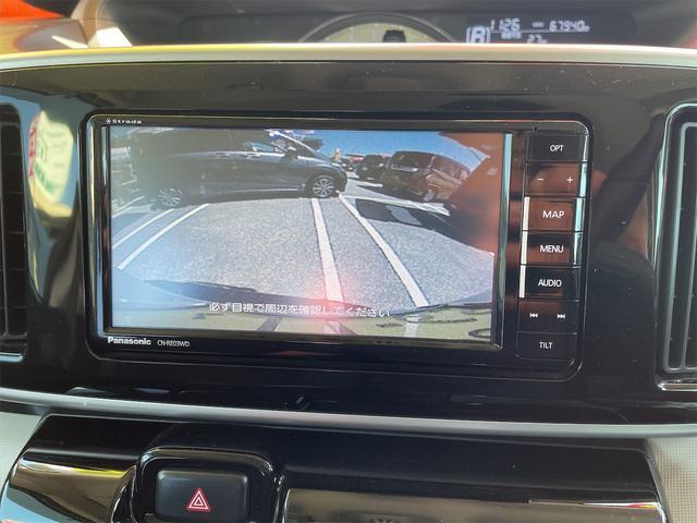 Gメイクアップ SAII 両側パワースライドドア SDナビ・フルセグTV・DVD・バックカメラ(13枚目)