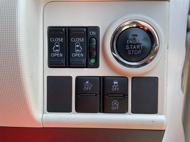 Gメイクアップ SAII 両側パワースライドドア SDナビ・フルセグTV・DVD・バックカメラ(16枚目)