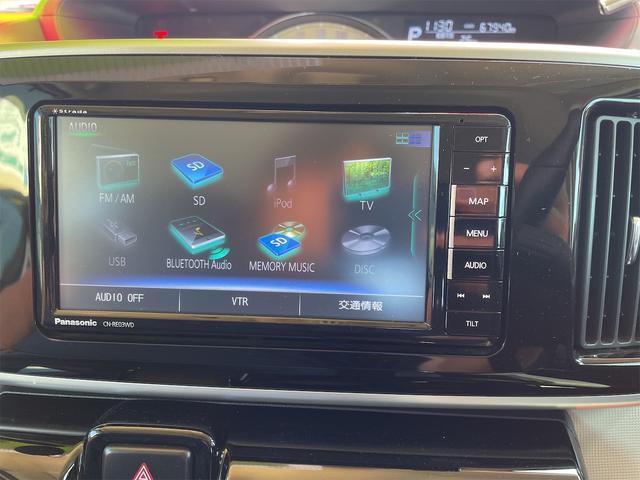 Gメイクアップ SAII 両側パワースライドドア SDナビ・フルセグTV・DVD・バックカメラ(18枚目)