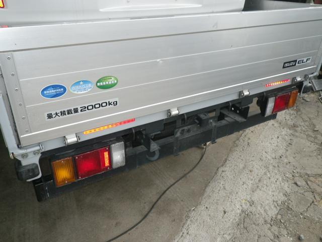いすゞ エルフトラック 3方開
