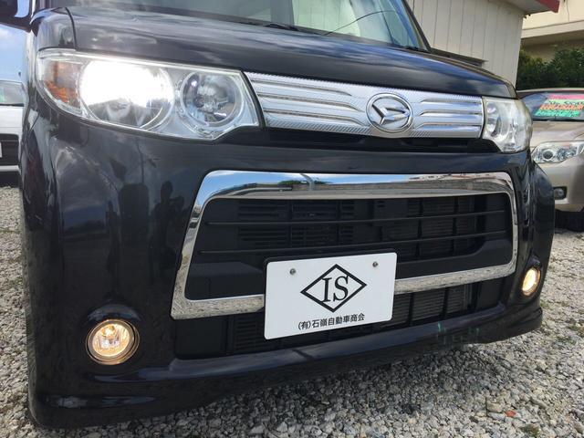 「ダイハツ」「タント」「コンパクトカー」「沖縄県」の中古車11