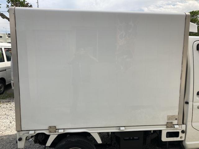 KCエアコン・パワステ ★本土仕入★ 冷蔵冷凍車 ドライブレコーダー付き 温度設定25度から-5度まで 加熱温度65度 アンダーコート済(4枚目)