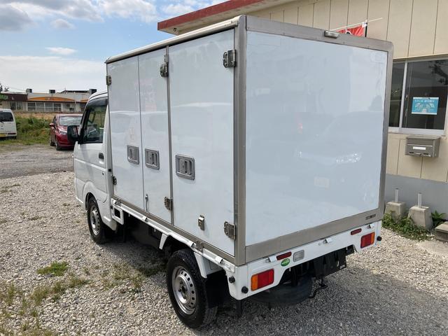 KCエアコン・パワステ ★本土仕入★ 冷蔵冷凍車 ドライブレコーダー付き 温度設定25度から-5度まで 加熱温度65度 アンダーコート済(7枚目)