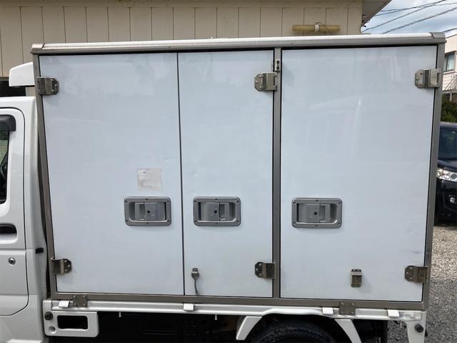 KCエアコン・パワステ ★本土仕入★ 冷蔵冷凍車 ドライブレコーダー付き 温度設定25度から-5度まで 加熱温度65度 アンダーコート済(8枚目)