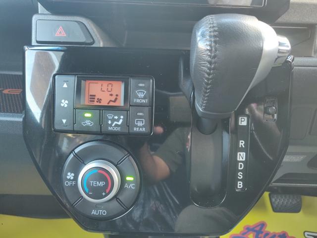 GターボSAII W電動ドア バックカメラ オートエアコン 衝突軽減ブレーキ(4枚目)