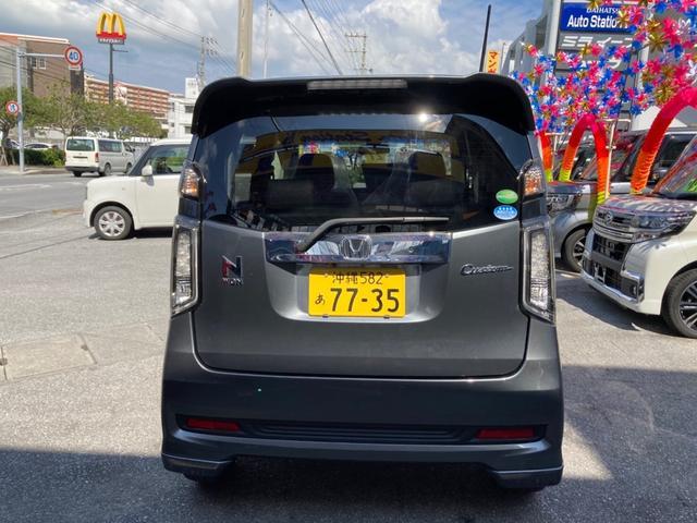 G・ターボパッケージ クルコン ターボ車 ベンチシート 盗難防止装置(4枚目)