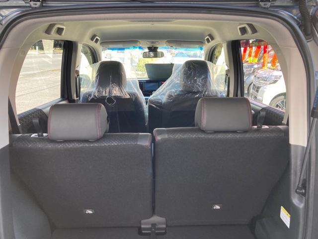 G・ターボパッケージ クルコン ターボ車 ベンチシート 盗難防止装置(6枚目)