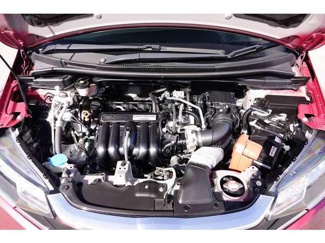 13G・L ホンダセンシング デモカーアップ・衝突軽減ブレーキ付(17枚目)