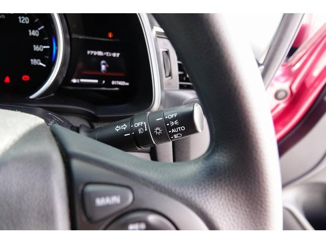 13G・L ホンダセンシング デモカーアップ・衝突軽減ブレーキ付(24枚目)