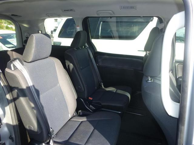 ハイブリッドX メモリーナビ バックカメラ ETC 電動スライドドア LEDヘッドランプ 乗車定員7人 3列シート 記録簿(17枚目)