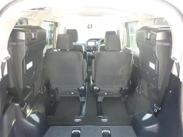 ハイブリッドX メモリーナビ バックカメラ ETC 電動スライドドア LEDヘッドランプ 乗車定員7人 3列シート 記録簿(19枚目)