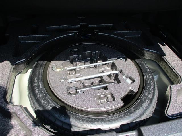 オプションスペアタイヤ付き
