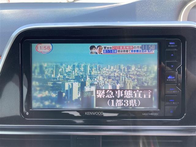 フルセグTV付ナビ!!