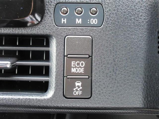 エコドライブモードスイッチ