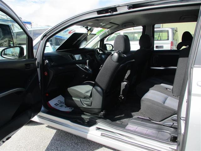 プラタナ ワンセグ メモリーナビ バックカメラ ETC 電動スライドドア HIDヘッドライト 乗車定員7人 3列シート 記録簿(17枚目)