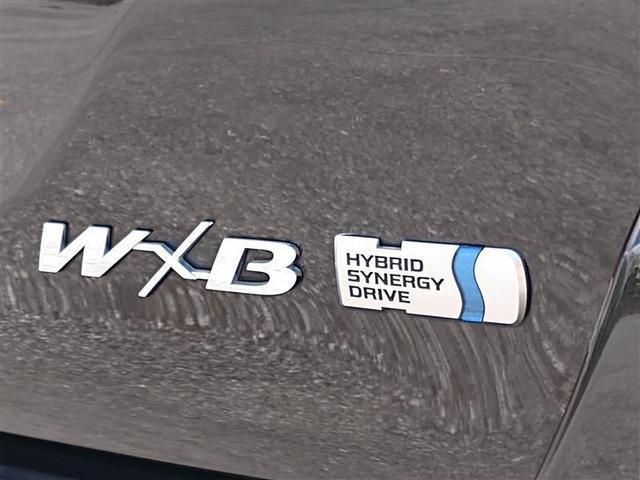 WXB ハイブリッドエンブレム