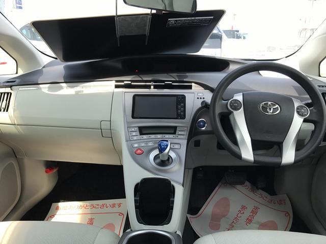 トヨタ プリウスPHV S ナビTV ETC バックモニター スマートキー