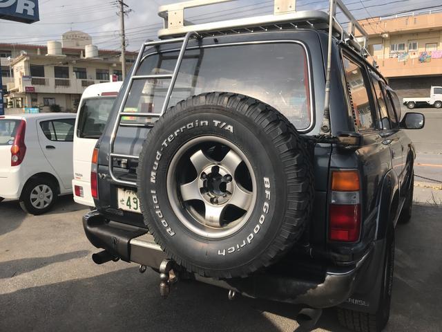 「トヨタ」「ランドクルーザー80」「SUV・クロカン」「沖縄県」の中古車10
