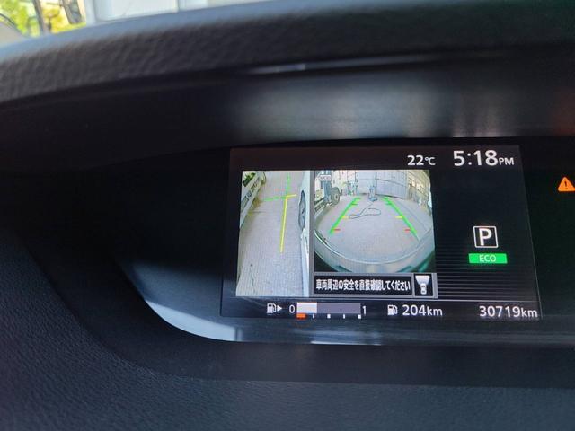 アラウンドビューモニター&駐車サポート機能付き