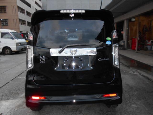 「ホンダ」「N-WGNカスタム」「コンパクトカー」「沖縄県」の中古車3