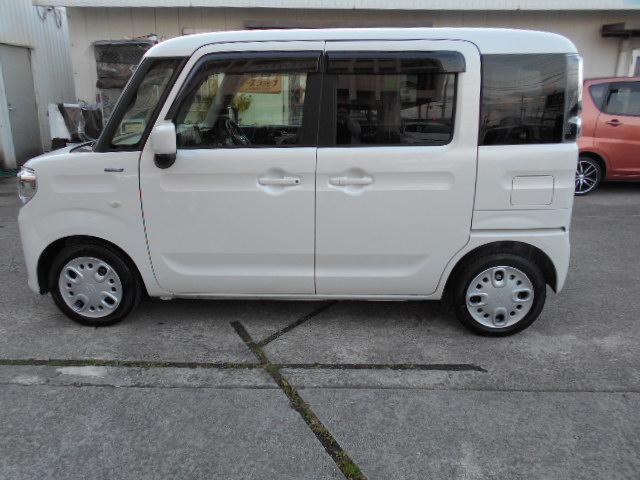 「スズキ」「スペーシア」「コンパクトカー」「沖縄県」の中古車5