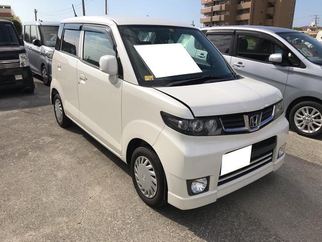 G 軽自動車 インパネAT エアコン 4人乗り HID(2枚目)