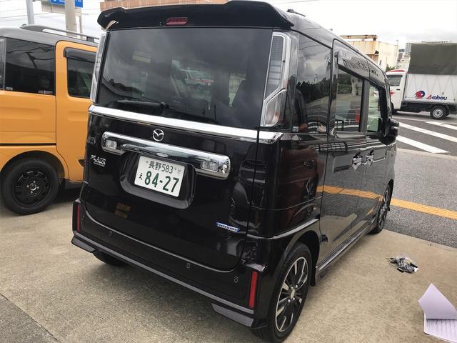 「マツダ」「フレアワゴン」「コンパクトカー」「沖縄県」の中古車12