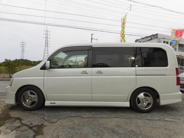 「ホンダ」「ステップワゴン」「ミニバン・ワンボックス」「沖縄県」の中古車2
