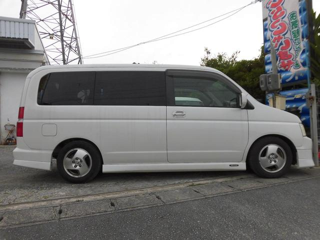 「ホンダ」「ステップワゴン」「ミニバン・ワンボックス」「沖縄県」の中古車4