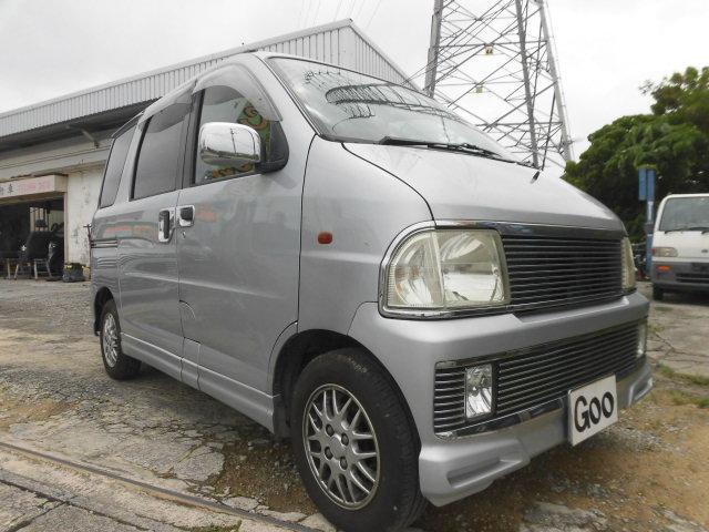 「ダイハツ」「アトレーワゴン」「コンパクトカー」「沖縄県」の中古車8