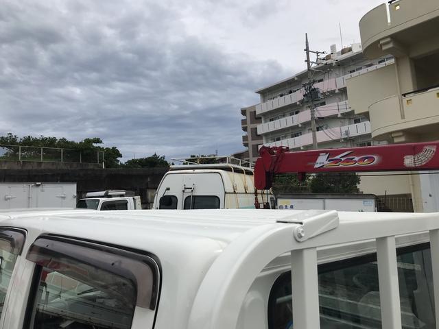 トラック AC AT ホワイト PW ディーゼル エアバック(11枚目)