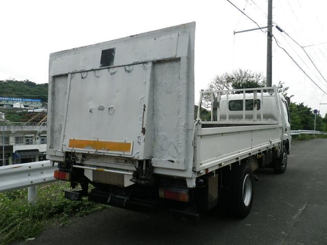 日野 デュトロ 6MT パワーゲート 3t積