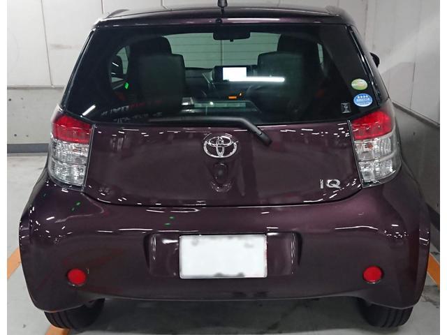 「トヨタ」「iQ」「コンパクトカー」「大阪府」の中古車4