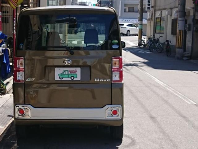 「ダイハツ」「ウェイク」「コンパクトカー」「大阪府」の中古車5