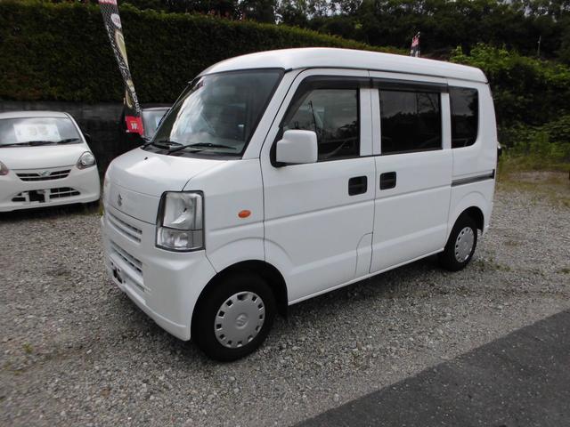 「スズキ」「エブリイ」「コンパクトカー」「奈良県」の中古車7