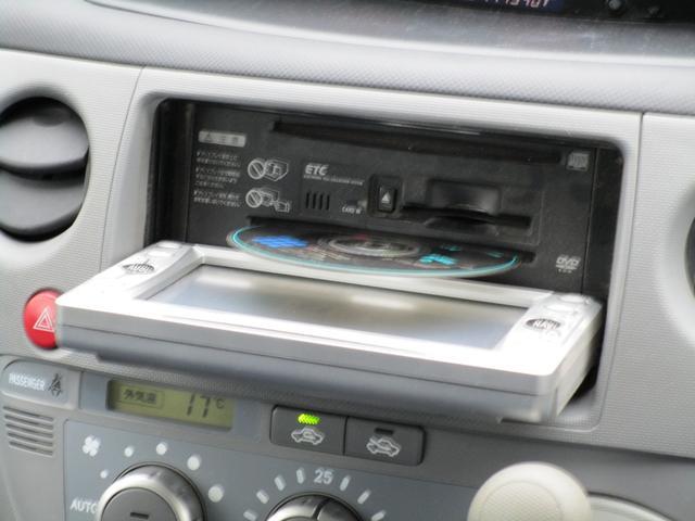 トヨタ シエンタ G 3列シート DVDナビ ETC