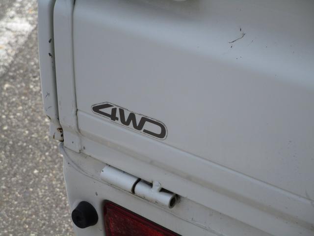 エアコン・パワステ ツインカムスペシャル 4WD 5MT(7枚目)