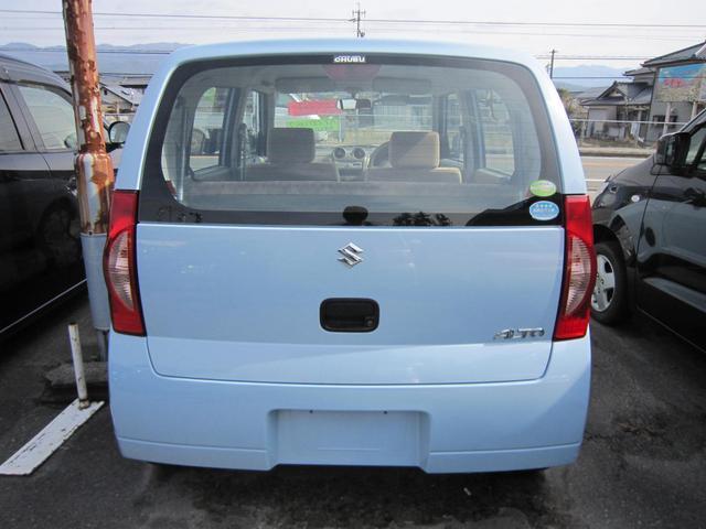 「スズキ」「アルト」「軽自動車」「長野県」の中古車10