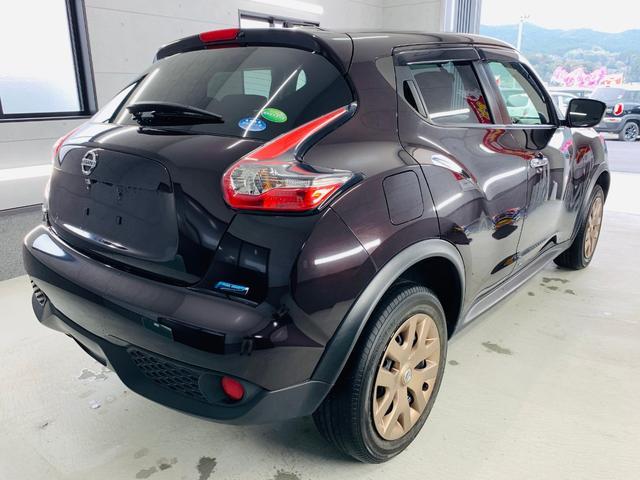 「日産」「ジューク」「SUV・クロカン」「佐賀県」の中古車5